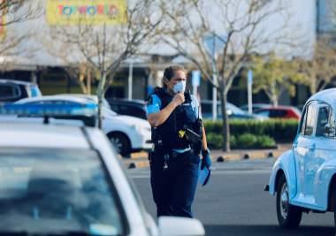Policía Nueva Zelanda