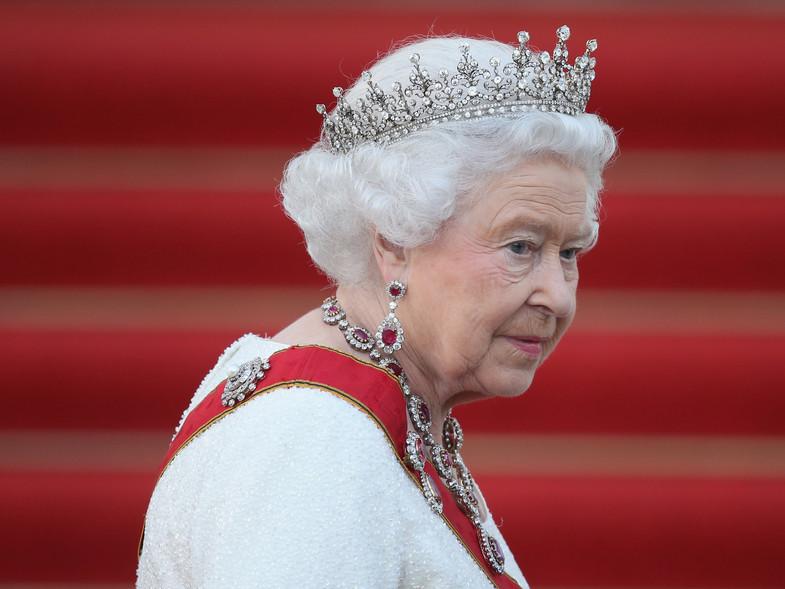 El homenaje de la reina Isabel II a las víctimas de los atentados del 11-S