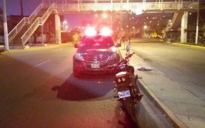 Rímac: Joven motociclista pierde la vida en un accidente de tránsito