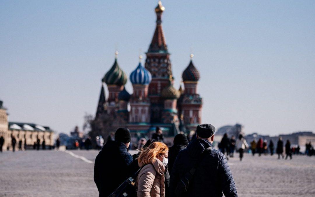 Rusia registra la peor cifra de muertos por Covid-19 por tercer día consecutivo