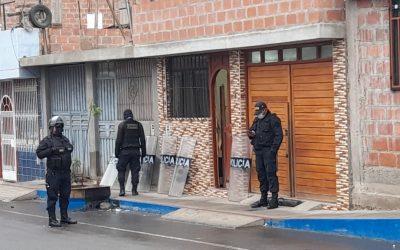 Dos policías implicados en una presunta red de tráfico de migrantes en Tacna