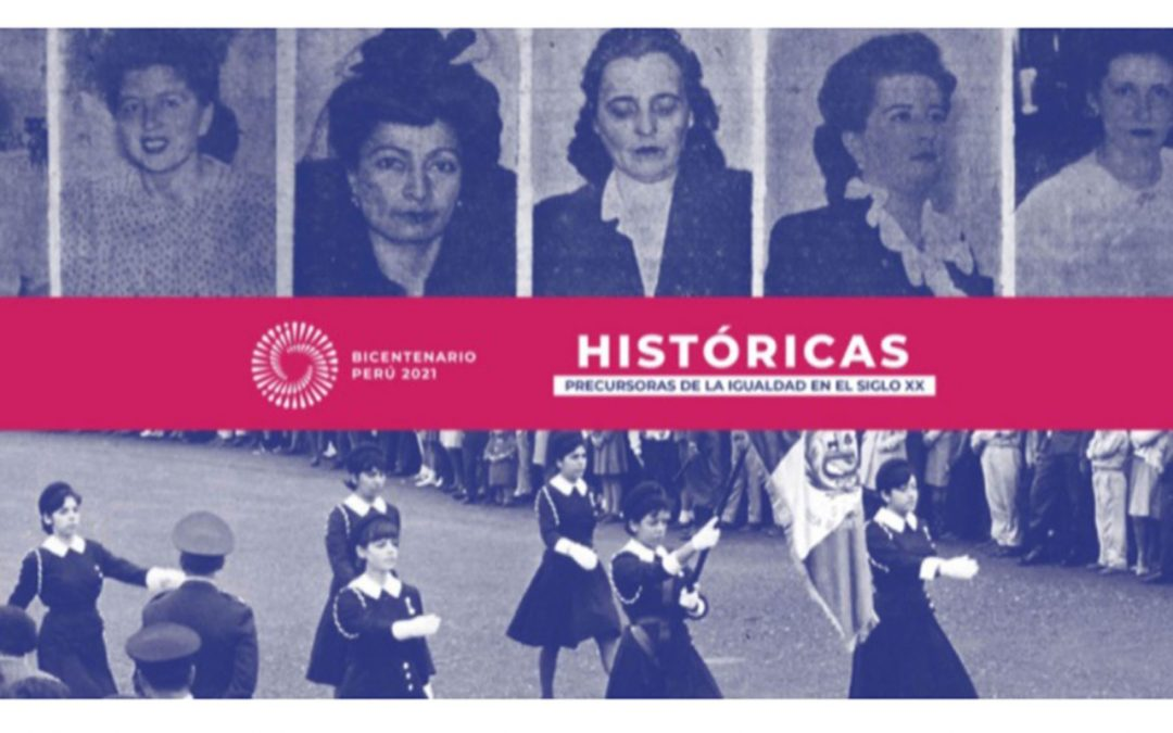 """Serie """"Históricas"""" visibiliza la lucha de las mujeres"""
