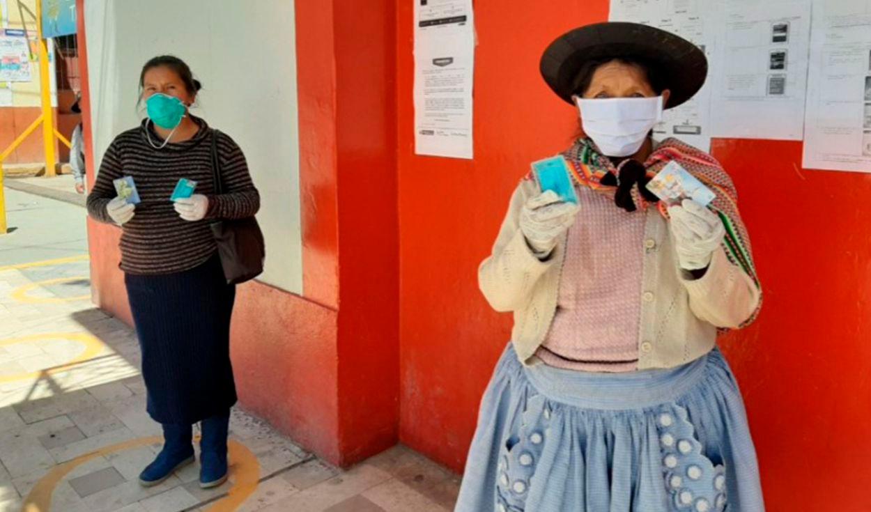 Bono Yanapay Perú contará con 11 modalidades
