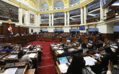 Aprueban lista de integrantes de Comisión de Ética del Congreso
