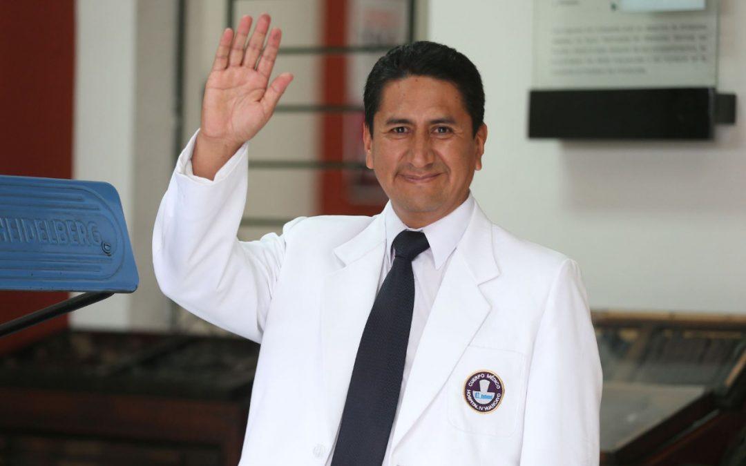 Fiscalía solicita 16 años de cárcel para el líder de Perú Libre