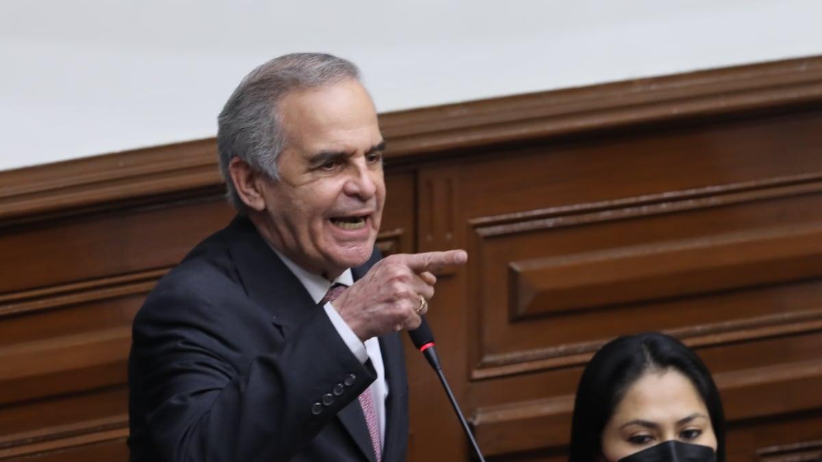 "Chiabra: ""La censura de Iber Maraví está cantada"""