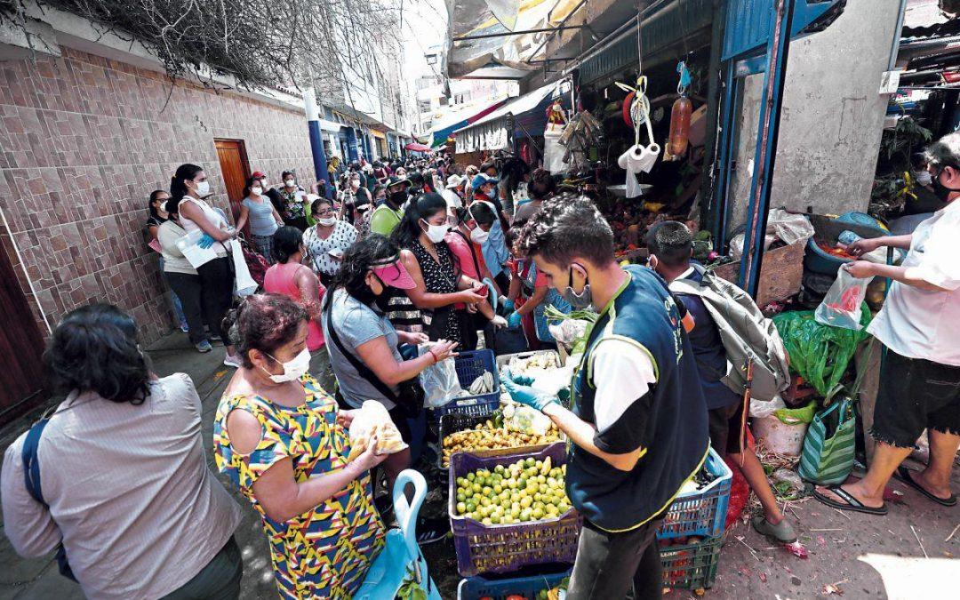 OIT: 81% del empleo es informal durante la reactivación económica peruana