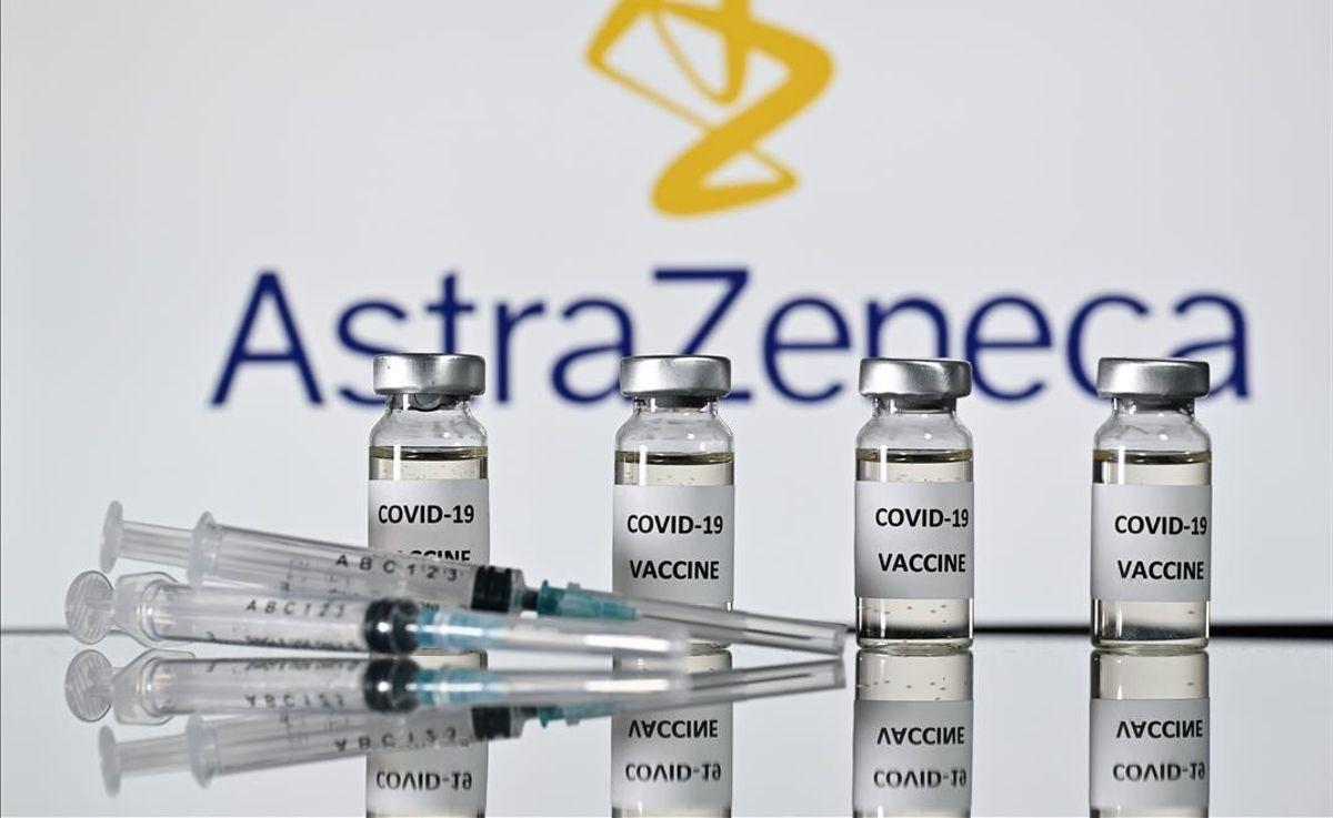 Vacuna AstraZeneca produciría el desorden neurológico Guillain Barré