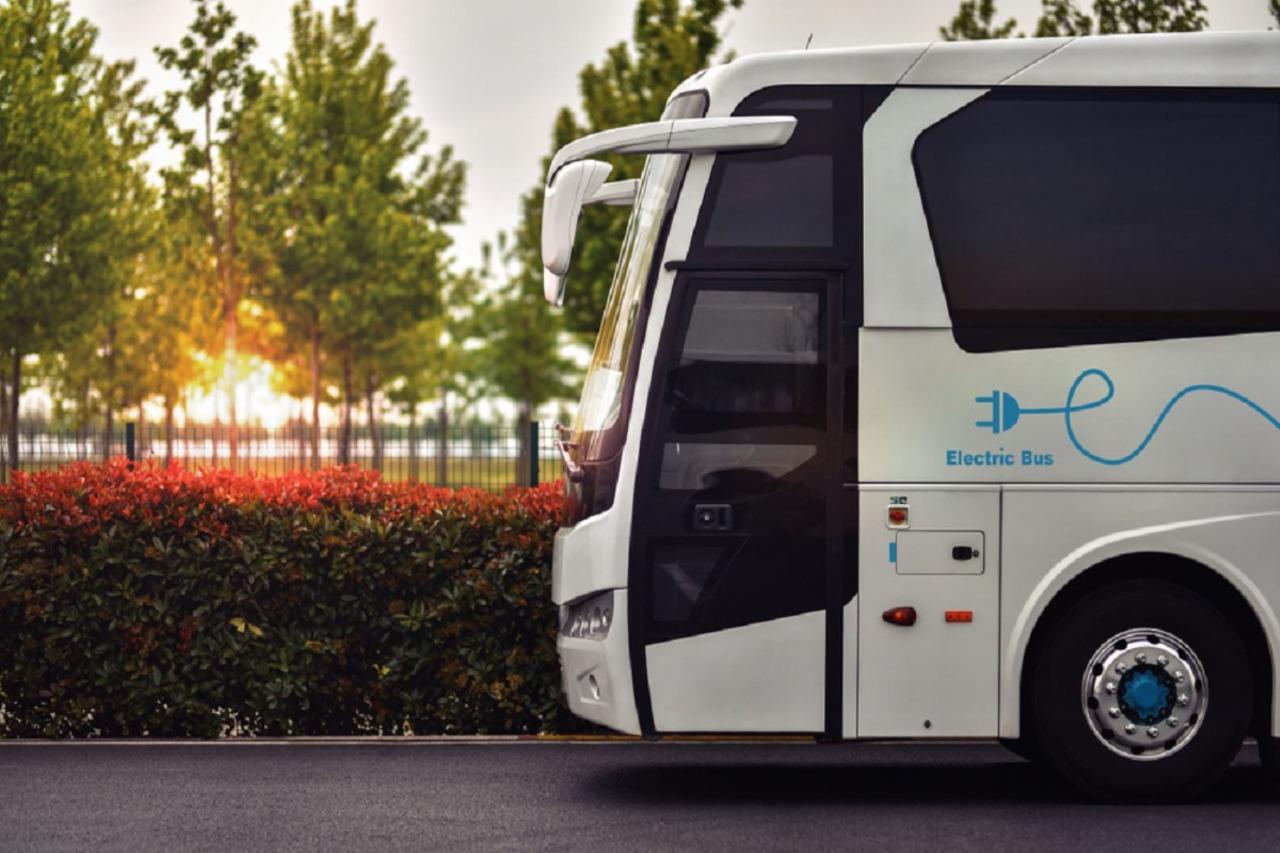 Buses eléctricos permitirían un ahorro de hasta 80 % en costos de operación