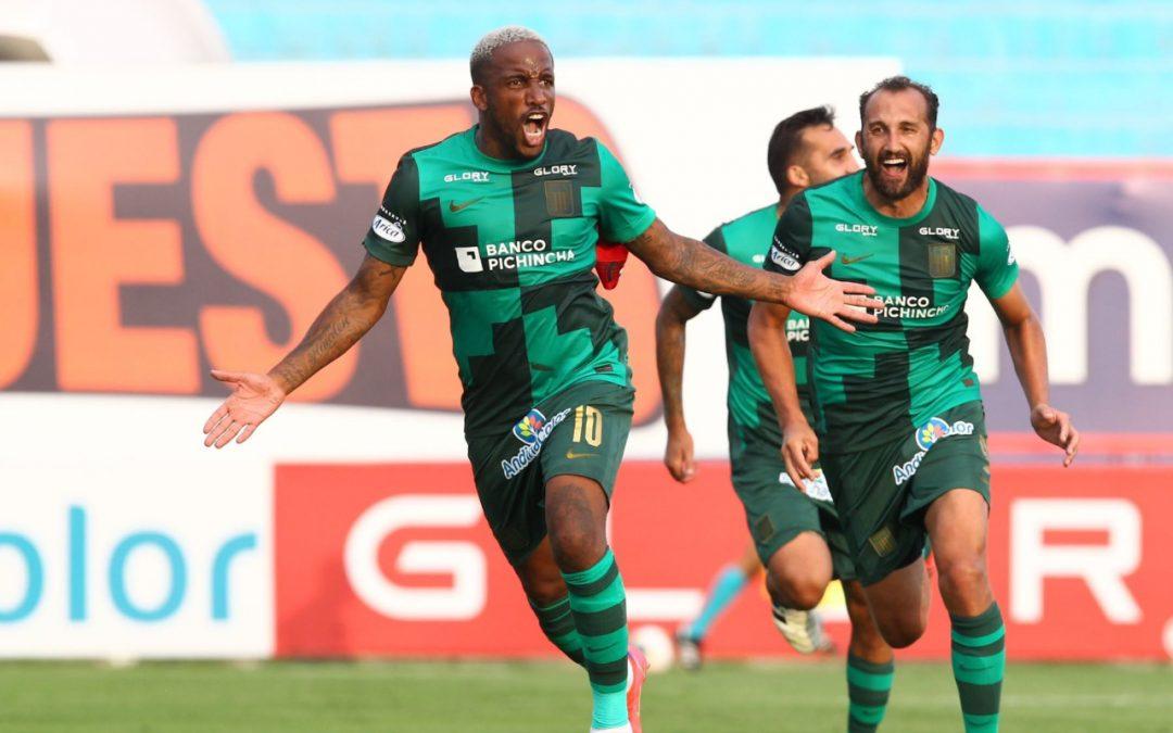 Jefferson Farfán dio la victoria a Alianza Lima