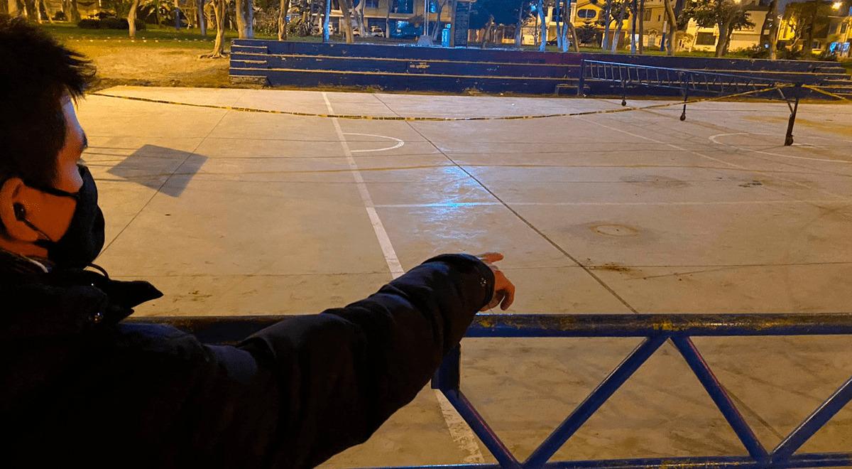 Mujer es asesinada mientras jugaba voleibol en losa deportiva
