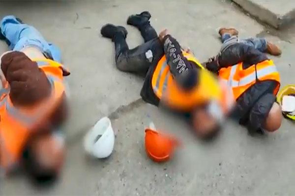 Policía impide asalto a agencia  bancaria en Villa El Salvador