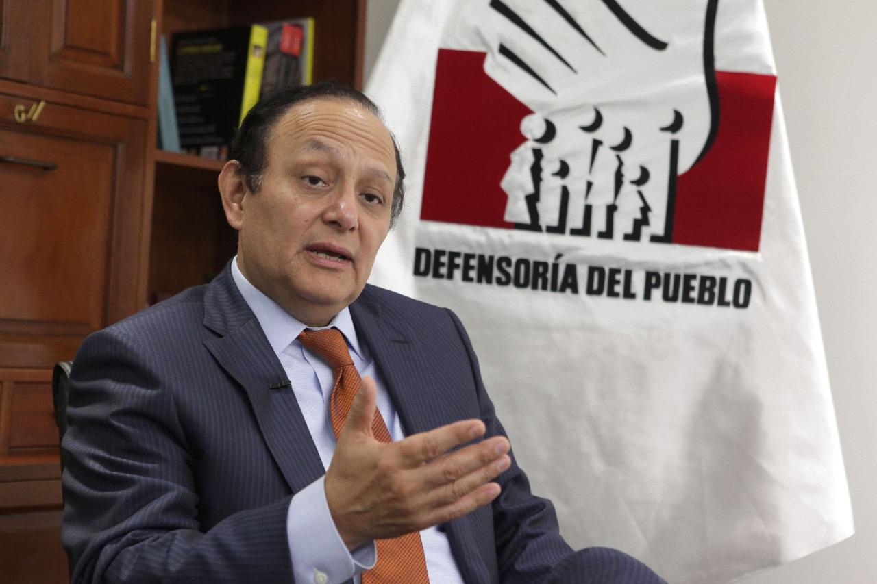Defensoría insistirá con cambios en el Gabinete
