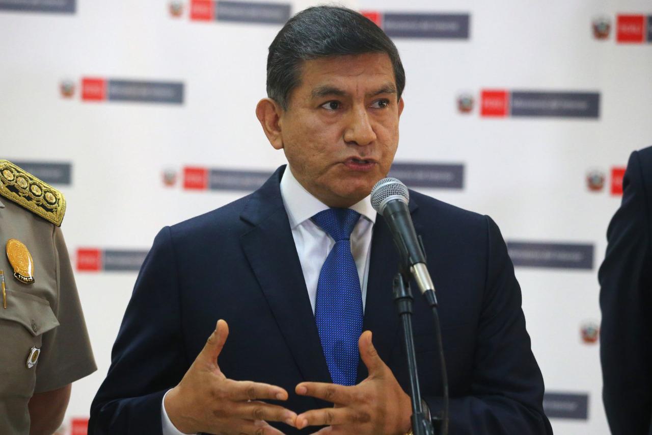 """Morán: """"Terroristas muestran más organización que el Estado peruano"""""""