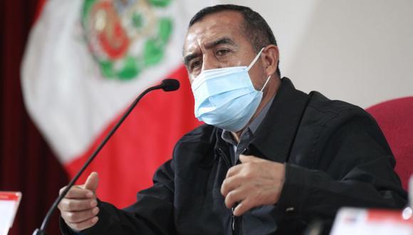 Testigo reconoce a Maraví en toma de Municipalidad de Huamanga