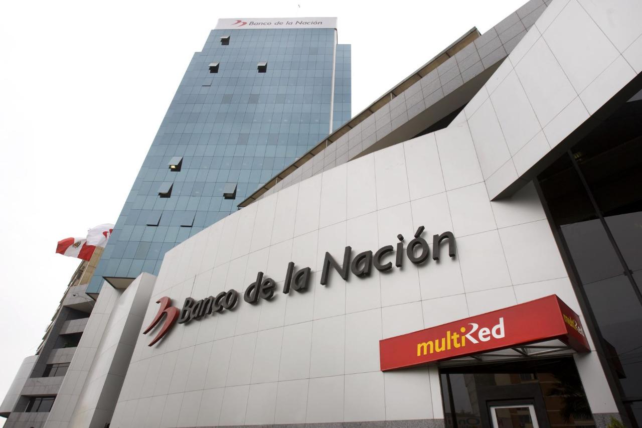 Banco de la Nación adelanta horario de atención en 89 agencias