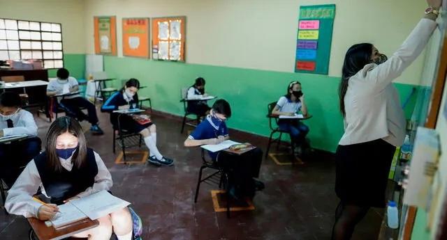 Disponen cuarentena en colegio de La Molina