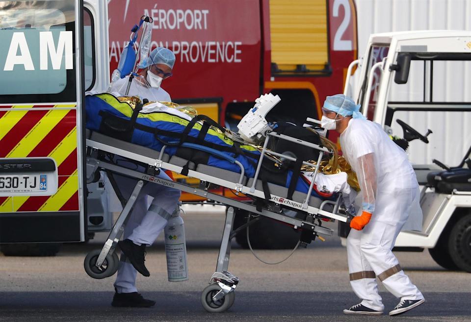 Francia aplica hoy la obligación de la vacuna para los sanitarios