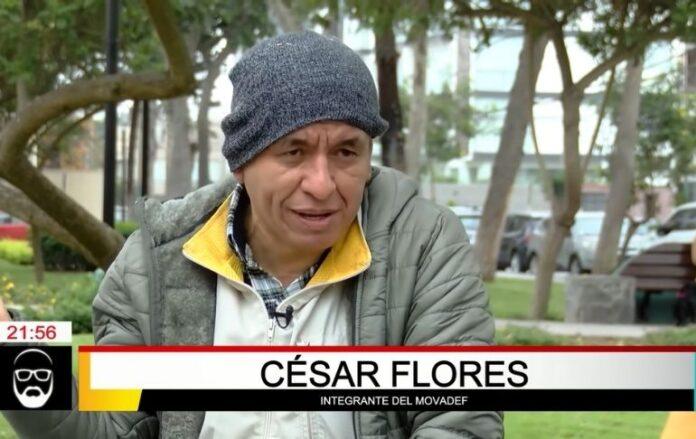 """""""Pedro Castillo es un aliado del Movadef y de Sendero"""""""