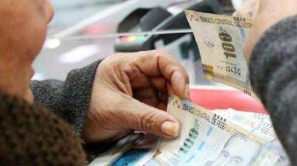 Jubilados podrán cobrar su pensión desde casa