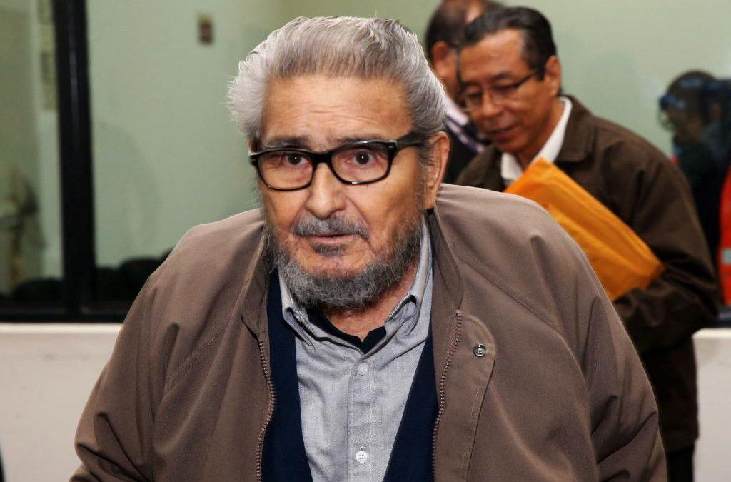 Congreso aprueba incineración de los restos de Abimael Guzmán
