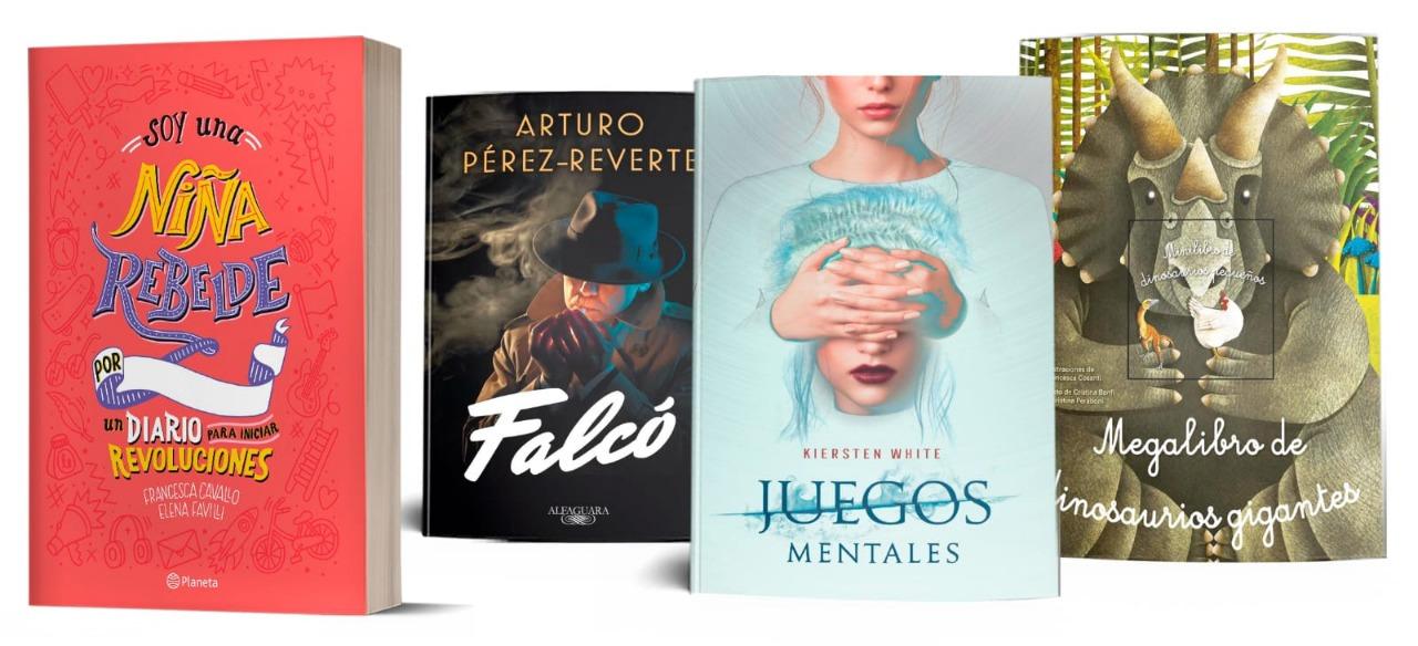 Librerías Crisol presenta los #DíasCrisol con miles de libros