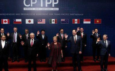 Desde hoy rige el Transpacífico, el tratado  de libre comercio más importante del orbe