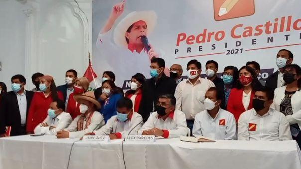 Bancada Perú Libre anunció medidas legales contra Keiko