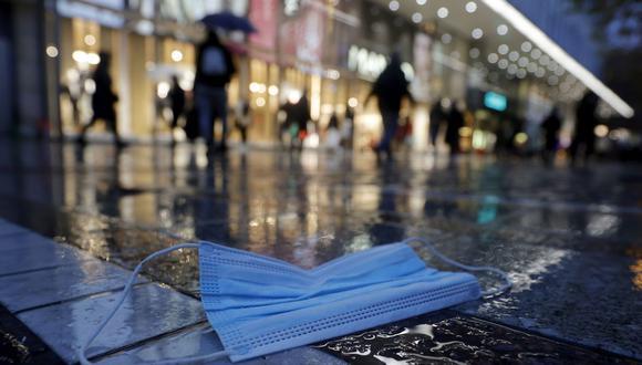 En Alemania asesinan a joven por pedir el uso de mascarilla
