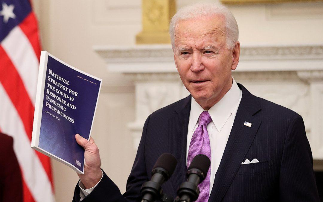 """Joe Biden ante la ONU: """"No  buscamos una Guerra Fría"""""""