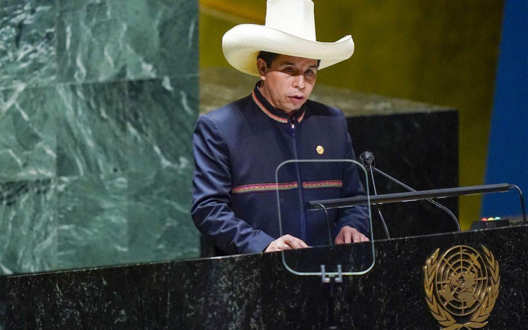COVID-19: Presidente plantea acuerdo mundial sobre vacunas