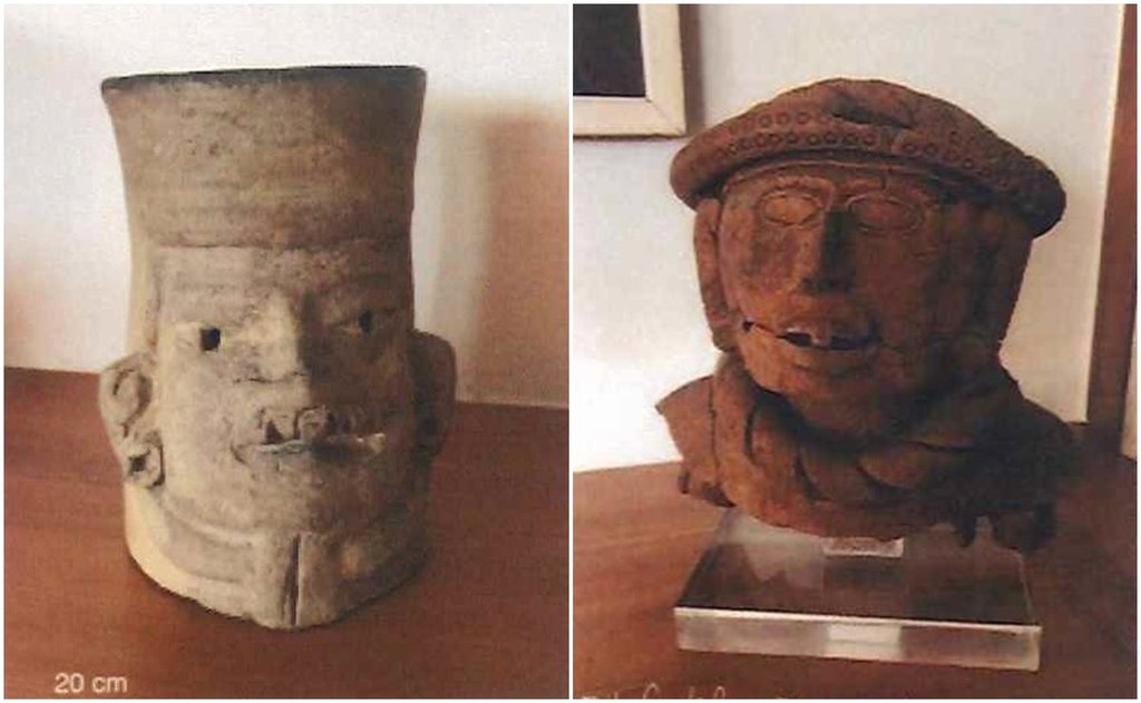 México realiza la recuperación de piezas arqueológicas más valiosa de la historia