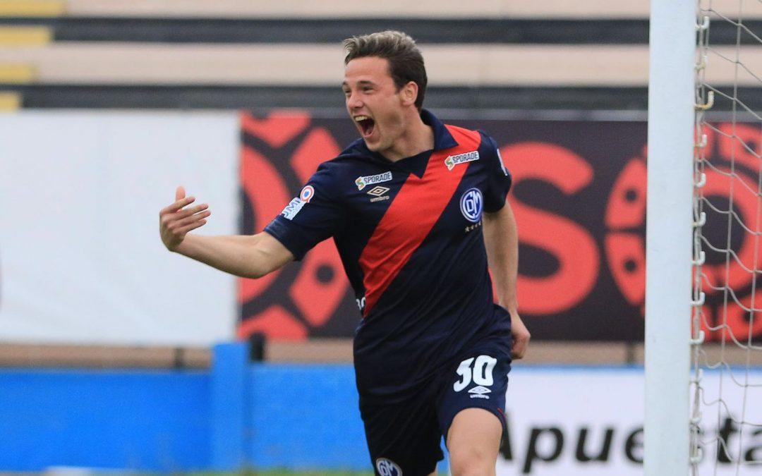 Municipal igualó 2 – 2 ante Sport Huancayo