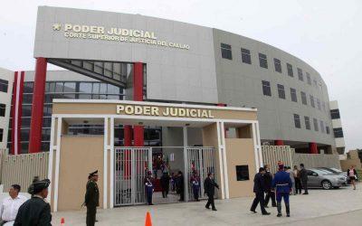 Policías quejan a juez del Callao por presunto prevaricato