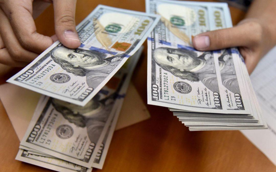 Dólar llegó a nuevo máximo histórico