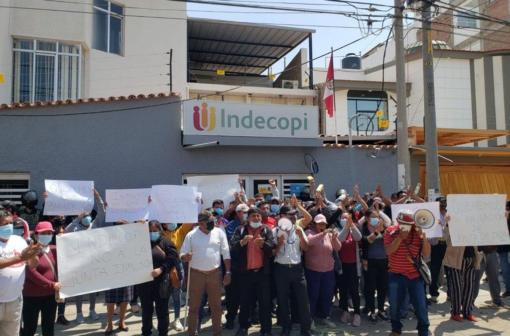 Trabajadores de Agropucalá marcharán hasta sede del INDECOPI