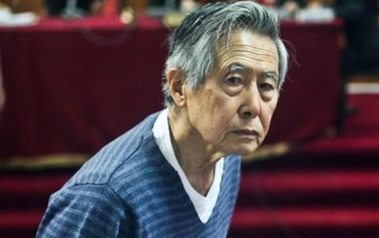 Pedirán a Chile ampliar extradición de Fujimori
