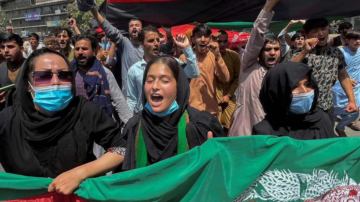 Argumento machista deja sin estudio a mujeres afganas