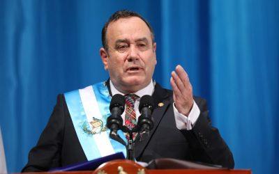 Guatemala culpa a Estados unidos por demanda mundial de drogas