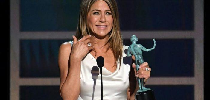 Jennifer Aniston decide no asistir a Premios Emmy