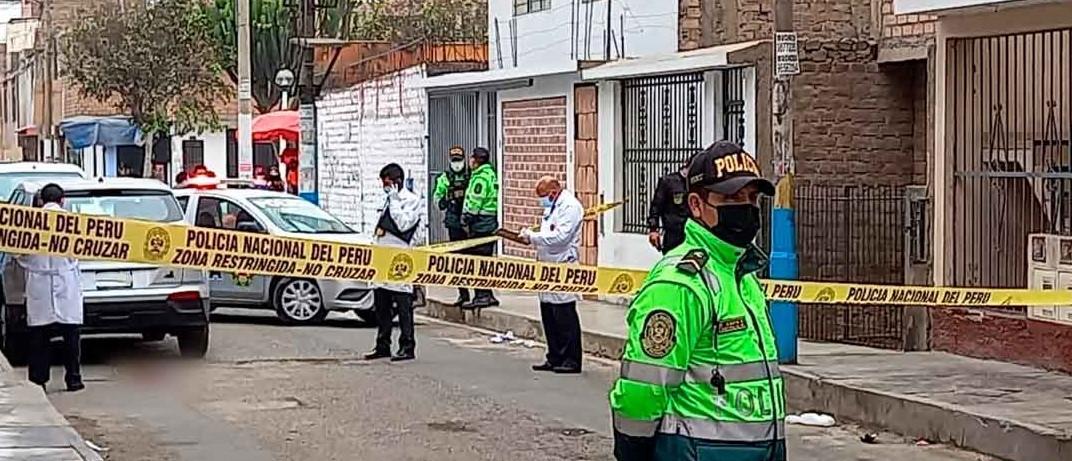 Asesinan a un marino en el Callao mientras se encontraba visitando a sus padres