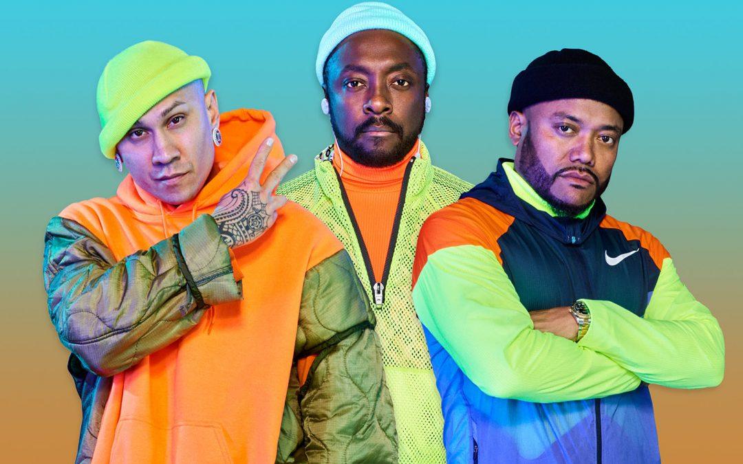 'Black Eyed Peas' ofrecerá un concierto en streaming desde las pirámides de Egipto