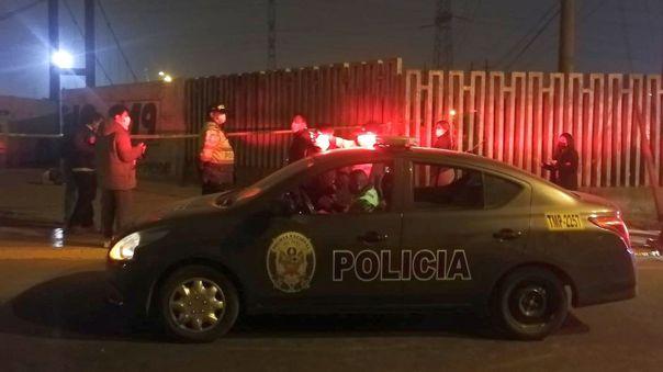 La Policía Nacional encontró el cadáver de un hombre en SJL