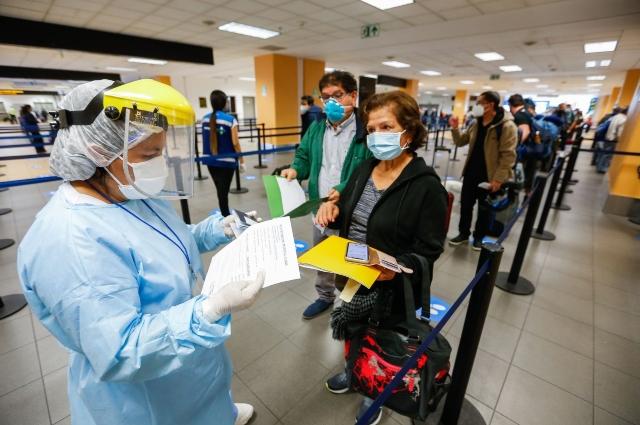Ya no es obligatorio presentar carné de vacunación para ingresar a Perú