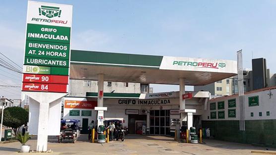 Aumentan de nuevo el precio de los combustibles en los grifos de Lima