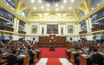 Perú Libre: congresista propone referéndum para un cambio de la Constitución
