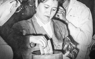 66 años del reconocimiento de los Derechos Cívicos de la mujer