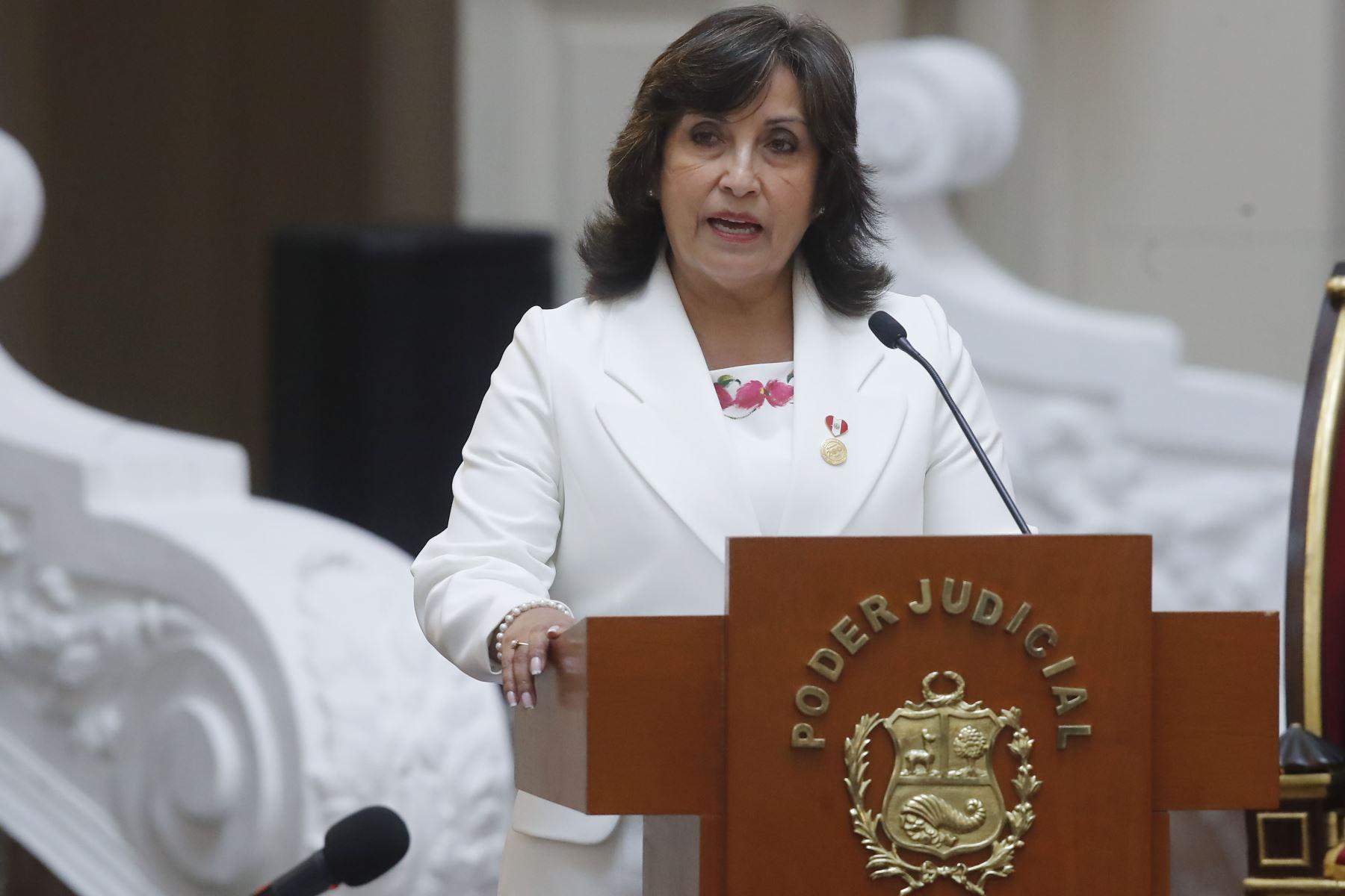 """Dina Boluarte sobre visita de Evo Morales en Perú: """"Eso no me preocupa ni me molesta"""""""