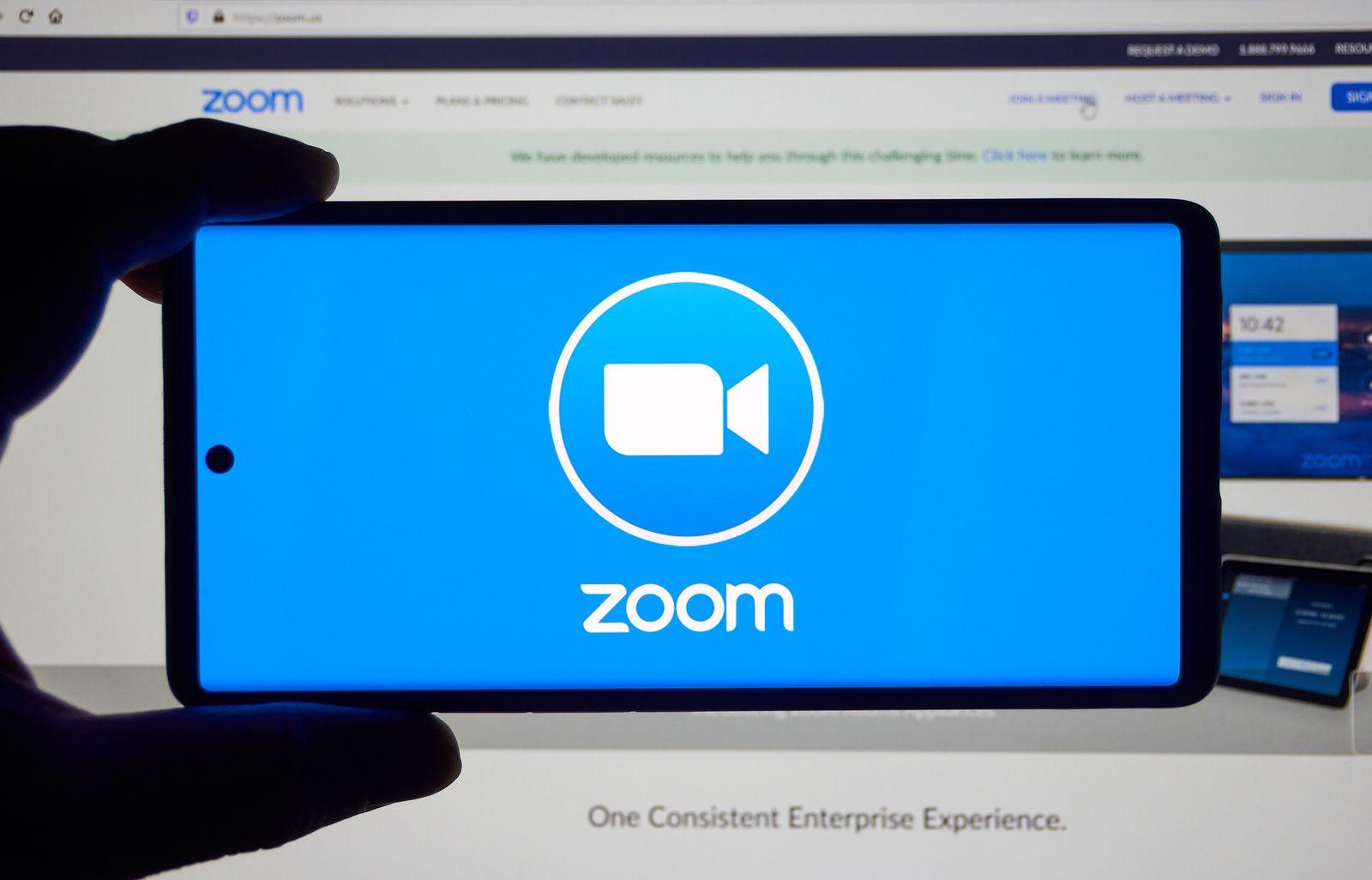 Zoom: Cómo grabar una reunión desde iOS o Android