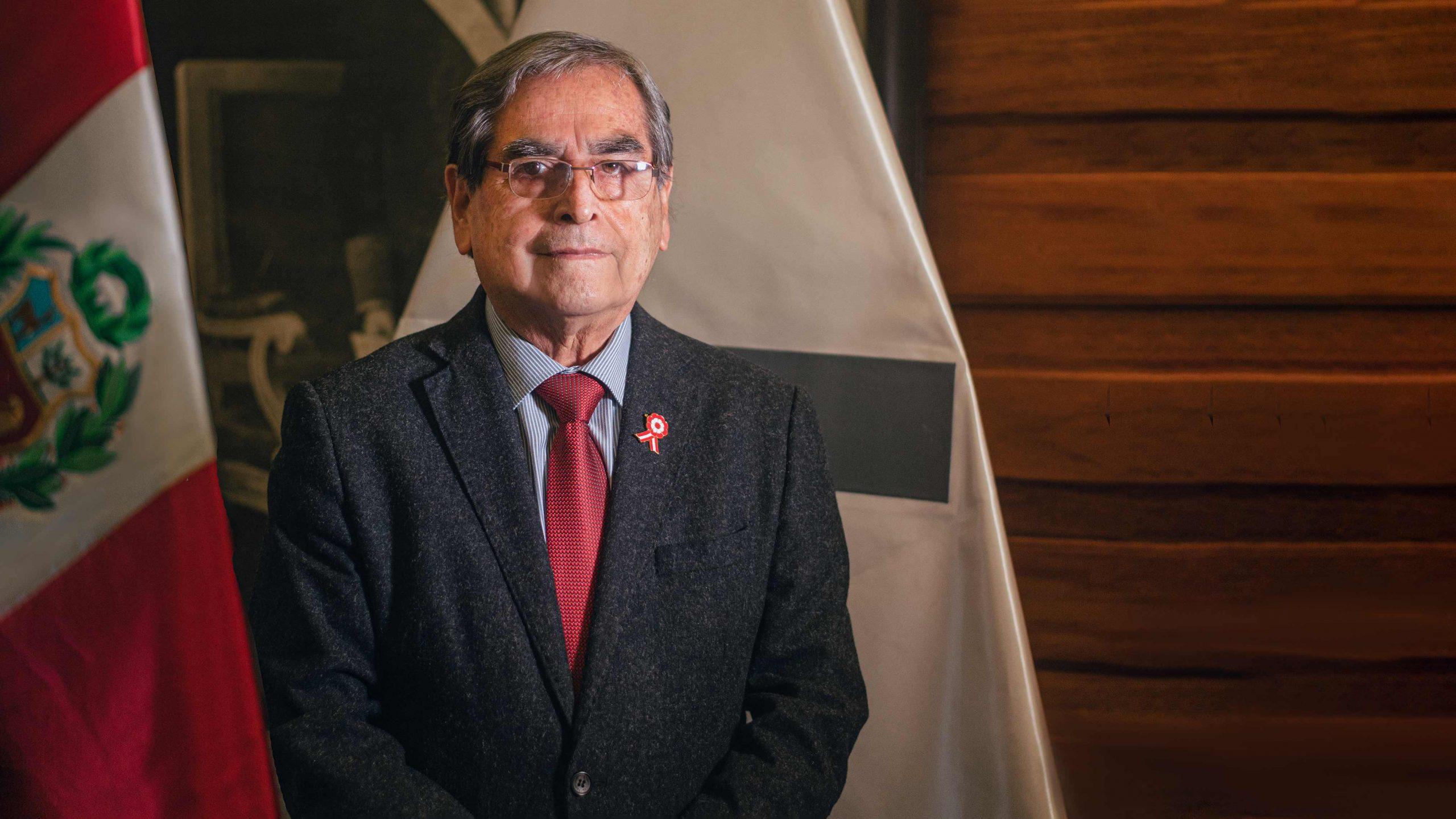 """""""El primer compromiso de Rusia con Perú son las vacunas pagadas"""""""